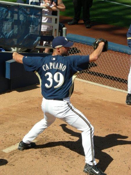 "Chris ""Cappy"" Capuano"